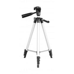 حامل ثلاثي لكاميرات دي إس إل آر الرقمية من ديجيتال فيجن - فضي - DV-TRI150