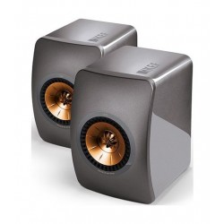 KEF 100W Mini Speaker (LS50) - Grey