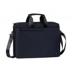 حقيبة تحميل علوي لأجهزة لابتوب بحجم ١٥.٦ بوصة من ريفا ـ أسود (8335)