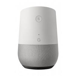 مكبر الصوت المحمول جوجل هوم – أبيض