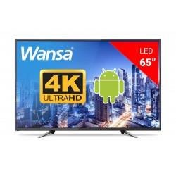 تلفزيون ونسا إل إي دي ذكي 4 كي فائق الوضوح 65 بوصة - WUD65F7762SN