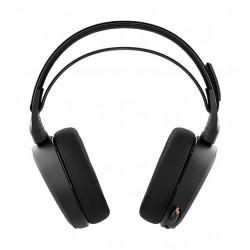 سماعات الألعاب ستيل سيريز أركتيس ٧ - لاسلكية - أسود