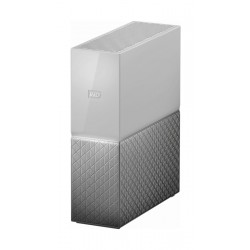 Western Digital 8TB MyCloud Home Hard Drive (WDBVXC0080HWT) - White