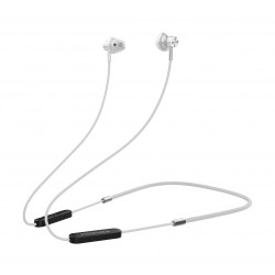 Promate Dynamic-X5 Sporty Bluetooth  Water Resistant Earphone - Silver