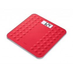 Beurer Glass Scale (GS 300) - Coral 1st view