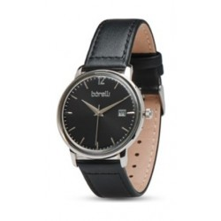 Borelli 32mm Gent's Leather Analog Watch - (20050062)