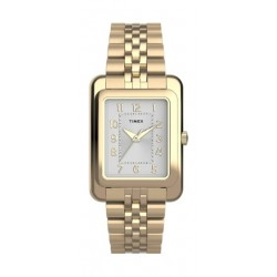 Timex 25mm Casual Ladies Analog Metal Watch - (TW2U14300) - Gold