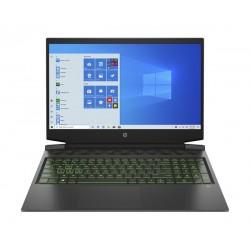 HP Pavilion 15 GeForce GTX 1650 4GB AMD Ryzen 7 16GB RAM 1TB HDD + 256 SSD 15.6-inch Gaming Laptop - Black