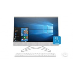 "HP 24-dp00001ne Intel Core i5 10th Gen. 8GB RAM 1TB SSD + 256GB HDD 23.8"" Desktop - Silver"