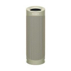 Sony Extra Bass Portable Wireless Speaker (SRS-XB23/C) - Beige