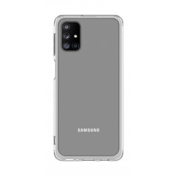 Samsung Galaxy M31S Back Case (17KDATW) - Clear