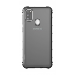 Samsung Galaxy M21 Back Case (15KDABW) - Black