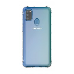 Samsung Galaxy M21 Back Case (15KDATW) - Clear