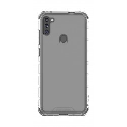 Samsung Galaxy M11 Back Case (15KDATW) - Clear