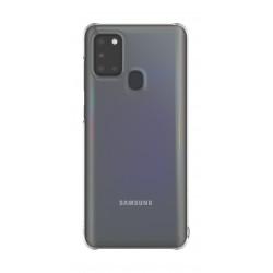 Samsung Galaxy A21S Hard Back Case (17WSATW) -  Clear