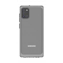 Samsung Galaxy A31 Back Case (15KDATW) - Clear