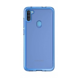 Samsung Galaxy A11 Back Case (15KDALW) - Blue