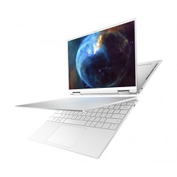 """Acer XPS 13 Core i7 32GB RAM 1TB SSD 13.4"""" 2-in-1 Laptop (XPS-13-7390-2092-S) - Silver"""
