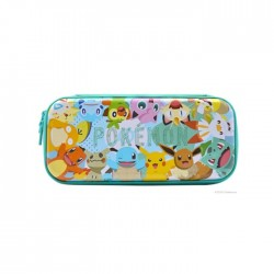 Hori Nintendo Switch Lite Vault Case – Pikachu & Friends Edition