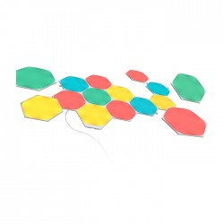 Nanoleaf Light Panel Hexagon Shape – 15 Packs