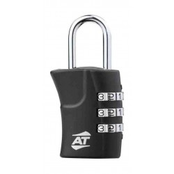 قفل حقيبة رقمي تي إس إيه من أميريكان توريستر (Z19X09005)- أسود