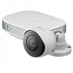 كاميرا المراقبة الذكية عالية الوضوح بتقنية واي فاي من سامسونج - أبيض (SNH-E6440BN)