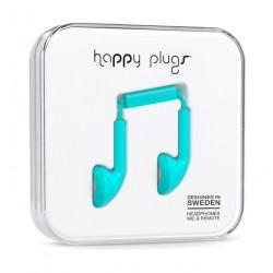 سماعة الأذن السلكية من هابي بلجس - تركواز (HP-7707)