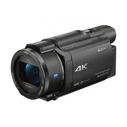 كاميرا فيديو فائقة الوضوح بدقة ٤ كي من سوني (FDR-AX53)