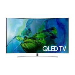 SAMSUNG 65 inch Curved 4K Smart Quantum Dot QLED TV - QA65Q8C