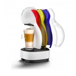 صانعة القهوة دولتشي جوستو نيسكافيه - ١٤٦٠ واط - ١ لتر - أبيض
