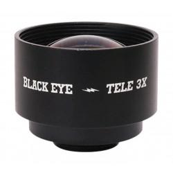 Black Eye TE002 Pro Tele X3 Lens - Lens View