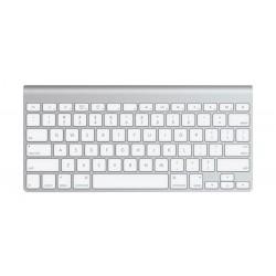 لوحة المفاتيح اللاسلكية أبل (أم سي ١٨٤ أل أل/أيه) - بيضاء