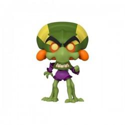 مجسمات شخصيات لعبة كراش بانديكوت نيترو اوكسيد من فانكو بوب