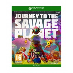 Journey To The Savage Planet - Xbox One Game