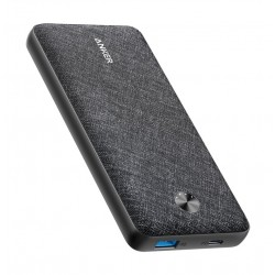 Anker PowerCore Metro 10000mAh Power Bank - Black Fabric