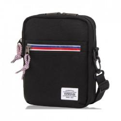 حقيبة كريس العمودية من أمريكان توريستر (HC6X09001) - أسود