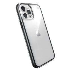 Specks Presidio Perfect-Clear iPhone 12 Pro Case - Clear