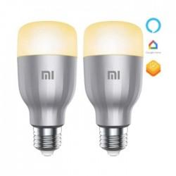 XiaoMi Yeelight LED Smart Light Bulb RGBW – (2 Pack)
