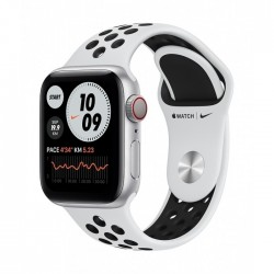 Apple Watch Series 6 Cellular 44mm Aluminum Case with Sport Band in Kuwait | Buy Online – Xcite