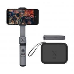 مجموعة أدوات حامل اليدوي للهواتف الذكية من زهيون سموث - إكس– رمادي