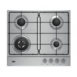 طباخ غاز مدمج ٦٠ سم من بيكو (HIAW 64223 SXL)