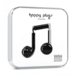 سماعة الأذن من هابي بلجس – أسود (HP-7815)