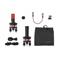 Joby JB01352-BWW Action Jib Kit - Black/Red