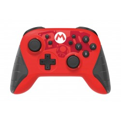 HORI Wireless Rechargeable Nintendo Switch Controller - Mario Edition
