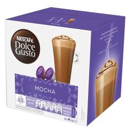 Dolce Gusto Nescafe Capsules – Mocha Flavor  _ 1