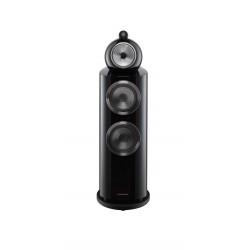 مكبر صوت أرضي قائم ذو ثلاث إتجاهات من باورز آند ويلكينز (802 D3) - أسود لامع