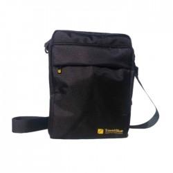 Travel Blue Executive Shoulder Bag 811 - Black