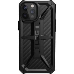 UAG Monarch Carbon iPhone 12 Pro Max Back Case - Black