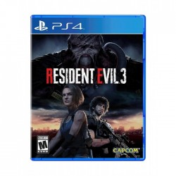Resident Evil 3 Remake PS4 Game in Kuwait | Buy Online – Xcite