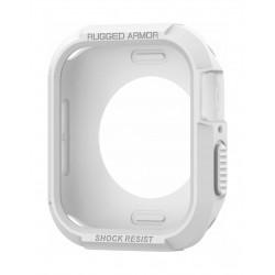 Spigen Apple Watch Series SE/6 /5/ 4 44mm Case Rugged Armor - White